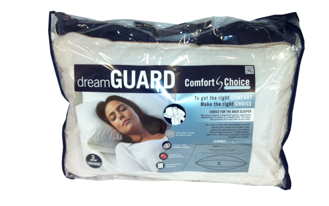 dreamGUARD - Back Sleeper