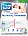 Clean Rest(R) Box Spring Encasement