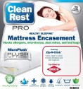 Clean Rest Mattress Encasement